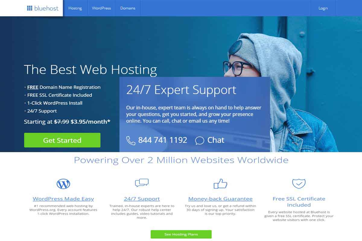 best web hosting sites for wordpress
